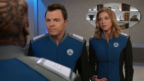 the orville review why episode 3 about a girl is worst