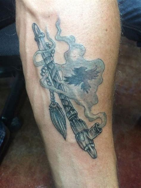 pipe tattoo designs 34 amazing pipe tattoos