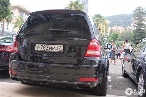 mercedes gl 65 mercedes gl 65 mkb x164 7 august 2013 autogespot
