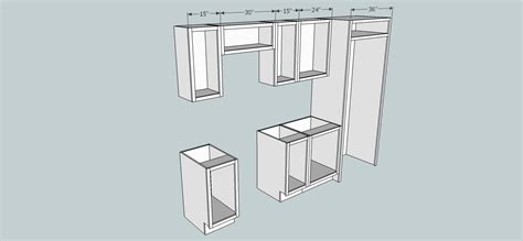 Draw Kitchen Cabinets Kitchen Cabinet Drawing What You Need To Before Installing Interior Bifold Doors Shed
