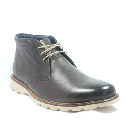 lotus mens brown leather lace up boot lotus from