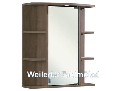 Badezimmer Spiegelschrank Mit Beleuchtung Günstig by Spiegelschrank Nussbaum Bestseller Shop F 252 R M 246 Bel Und