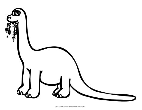 preschool dinosaur coloring pages rex coloring page cute