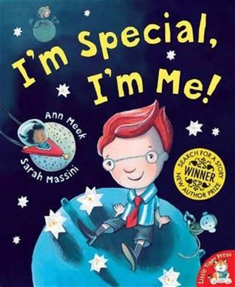 show me a picture book of i m special i m me by meek reviews discussion