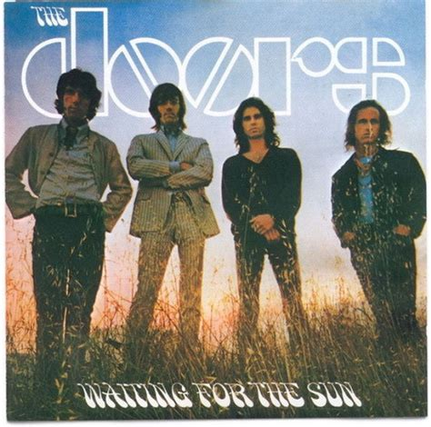Doors Waiting For The Sun by Page 3 Album Waiting For The Sun By Doors
