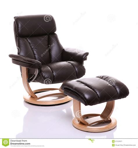 free recliner chairs luxurious leather recliner chair with footstool royalty