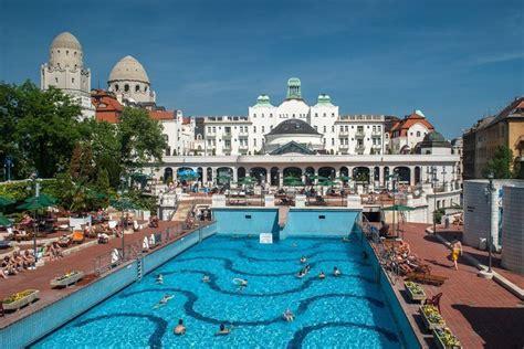 bagni gellert budapest balneario gellert los ba 241 os m 225 s famosos de budapest