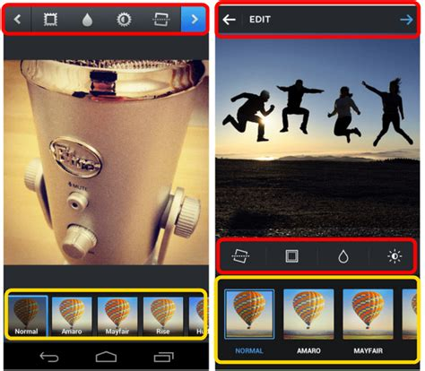 instagram design change instagram android change design 4 it24hrs by ปานระพ