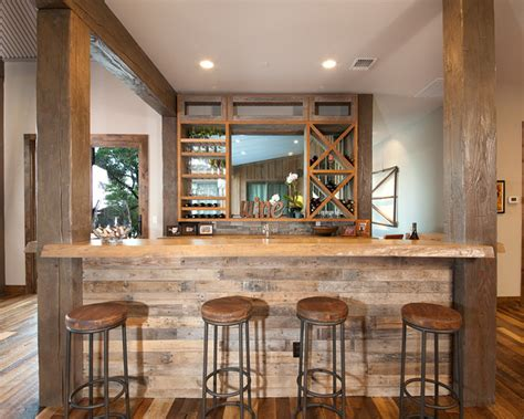 Old Farmhouse Kitchen Cabinets by Rustic Flying J Home R 250 Stico Bar En Casa Austin De