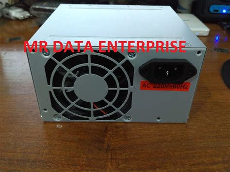 Power Supply Dazumba 380w Garansi 1 Tahun jual power supply komputer psu avaris 450 watt garansi 1 tahun resmi mr data enterprise