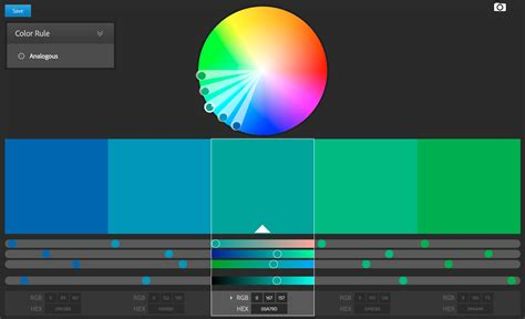 adobe color app adobe color themes how to create use them for color