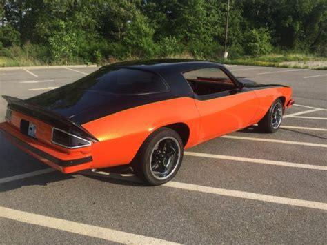 77 camaro z28 for sale 1977 camaro z28 resto mod big block 4 speed