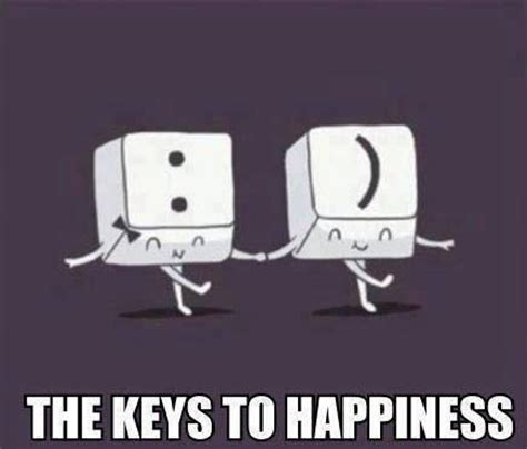 26 Key Of Happiness two for happiness meme