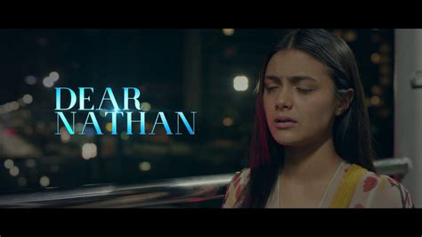 film dear nathan youtube dear nathan official teaser youtube