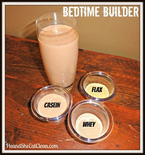 almond milk before bed clean eat recipe bedtime builder almonds dr oz and