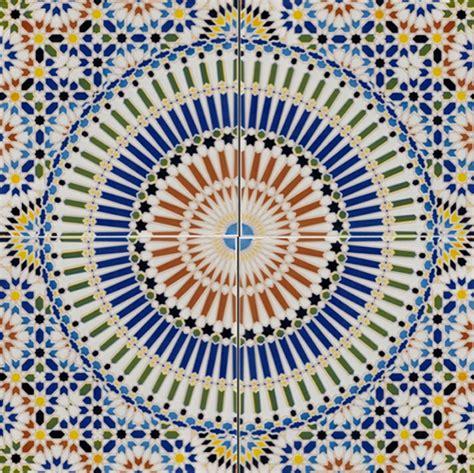 Fliese Marrakesch by Marokkanische Fliesen Der Einrichtungstrend F 252 R Die