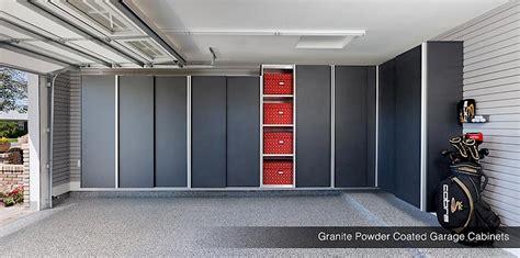 Garage Storage Gilbert Az Custom Garage Cabinets Wood Grain Matte Powder Coated