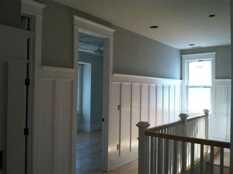 Craftsman Wainscoting by Arts And Crafts Style Wainscoting Design Hallways