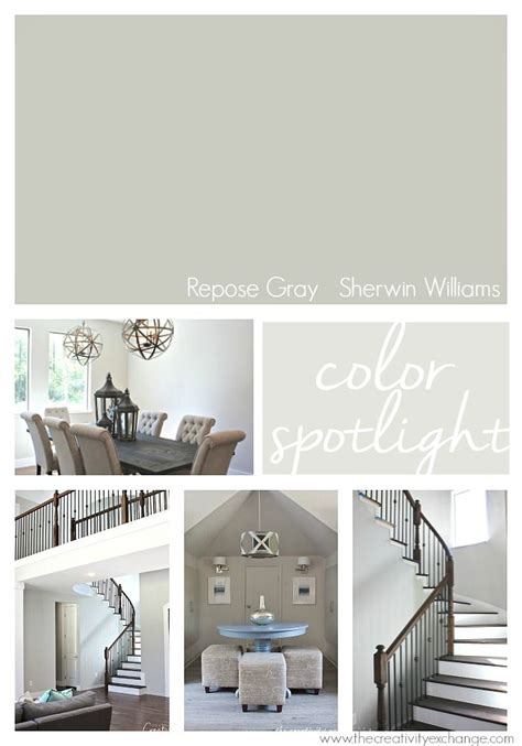 grey complimentary colors repose gray from sherwin williams color spotlight