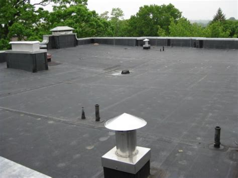 Flat Roof Pictures Flat Roofing Learn About Flat Roof Materials Tpo Pvc