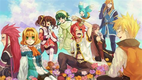 tales of the abyss tales of the abyss wallpapers wallpaper cave