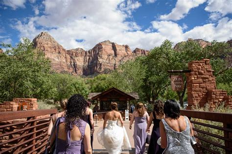 Wedding Zion National Park by 187