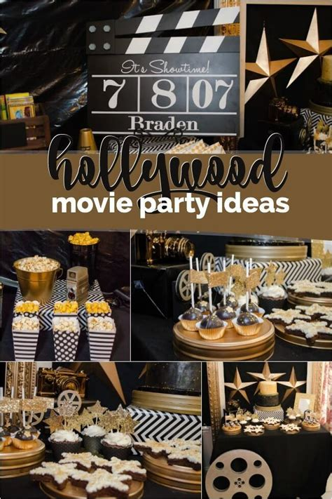 theme party list ideas choose hollywood theme party ideas hollywood theme party
