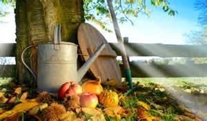 votre jardin d automne