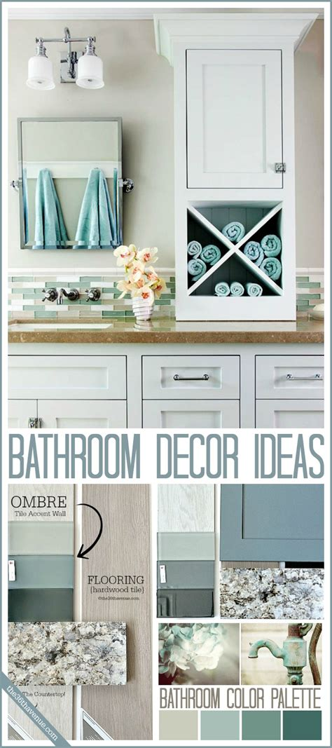 bathroom decor ideas and design tips the 36th avenue