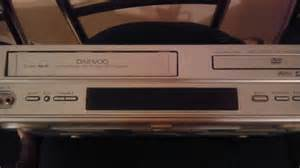 Daewoo Dvd Vcr Combo Daewoo Vcr Dvd Player All4u