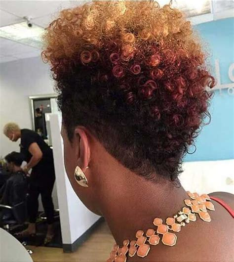 tappered pixie hairstyles for black women 25 best ideas about short natural hairstyles on pinterest