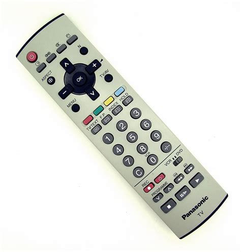 Remote Tv Panasonic original panasonic remote eur7628030 tv onlineshop for remote controls