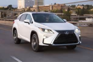 Lexus Sub 2017 Lexus Rx 350 Suv Pricing Features Edmunds