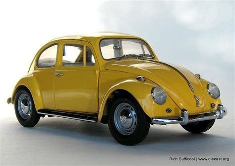 volkswagen yellow beetle franklin mint 1 24 1967 volkswagen beetle yellow