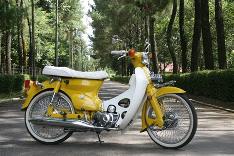 Motorrad 70er by Rejuvenation Of Motorcycle Quot Honda 70 Quot Motorcycle
