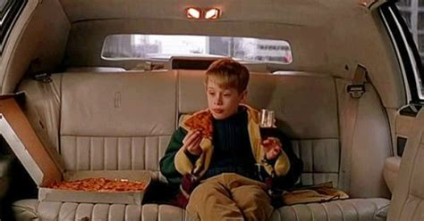 today s the one day you can order the pizza from home alone