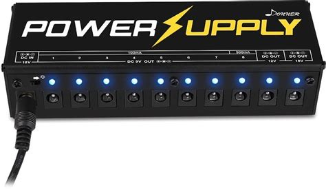 best power supply best pedalboards and power supplies 21 part list and review