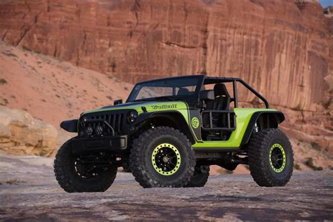 jeep concept vehicles jeeps new concept vehicles hit the trail expedition portal