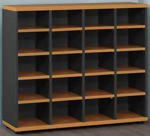 Contemporary Shoe Cabinet Pigeon Hole Units Archives Onsite Office Office