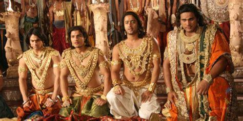 film mahabharata jaman dulu antv diprotes karena tayangkan ulang mahabharata