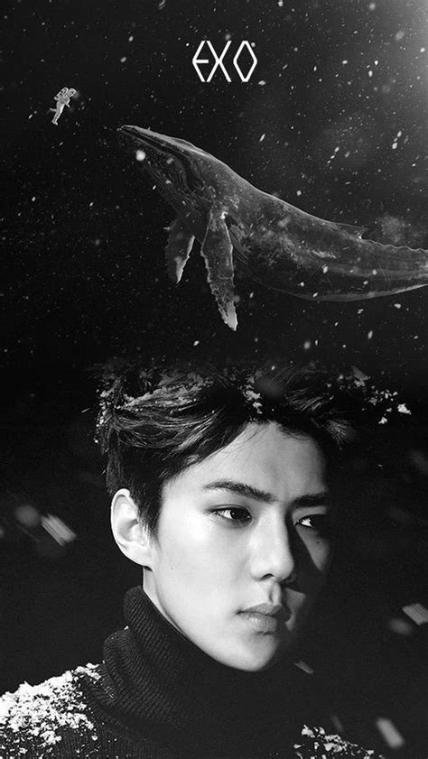 exo iphone wallpaper sehun exo sehun and wallpaper for phone on pinterest