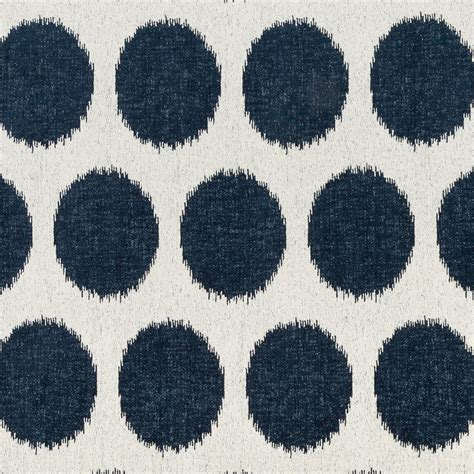 Navy Blue Upholstery Fabric by Navy Blue White Upholstery Fabric Large Scale Polka Dot