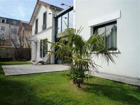 : Maison avec verrière centrale   Agence EA Paris