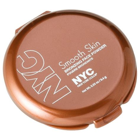 Nyc New York Color Smooth Skin Powder Review Nyc Smooth Skin Bronzing Powder Target
