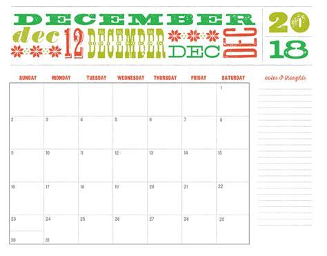 make a calendar december 2018 december 2018 calendar calendar 2018