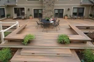 Terrasse aus holz so gestalten sie den au 223 enbereich