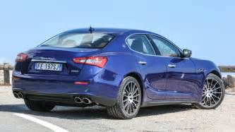 Maserati Guibli Maserati Ghibli Diesel 2016 Review By Car Magazine