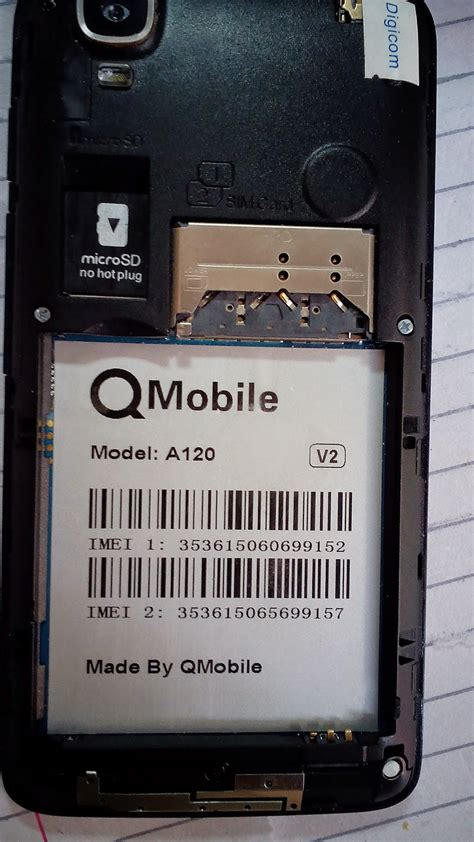 how to pattern unlock qmobile a900 qmobile a120 pattern lock solution mobile flickr