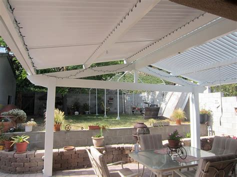 Solara Adjustable Covers   North County Residential Patios
