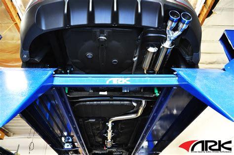Kia Forte Koup Headers 2010 2013 Forte Koup Ark Performance Dt S Exhaust System